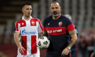 Crvena Zvezda - Cluj, UEFA Europa League Stadion Rajko Mitic Play-offs, 1st leg 17.8.2021. Beograd Srbija