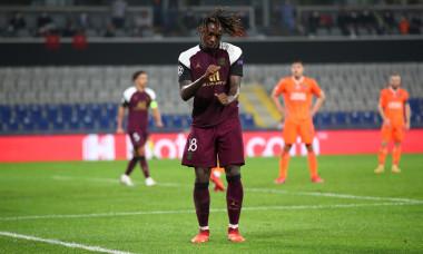 Moise Kean, în tricoul lui PSG / Foto: Getty Images
