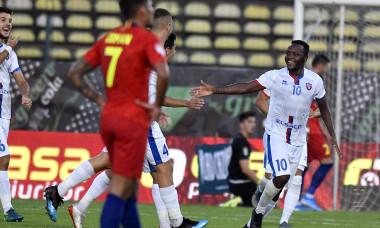 Hervin Ongenda, într-un meci FCSB - FC Botoșani / Foto: Sport Pictures