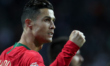 Manchester United agree 20m deal for Cristiano Ronaldo, England - 27 Aug 2021
