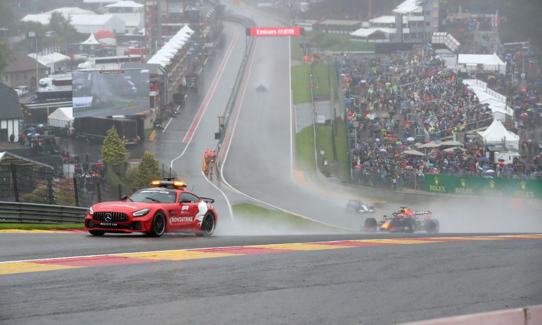 Formula One Grand Prix F1 Of Belgium, Spa, Belgium - 29 Aug 2021