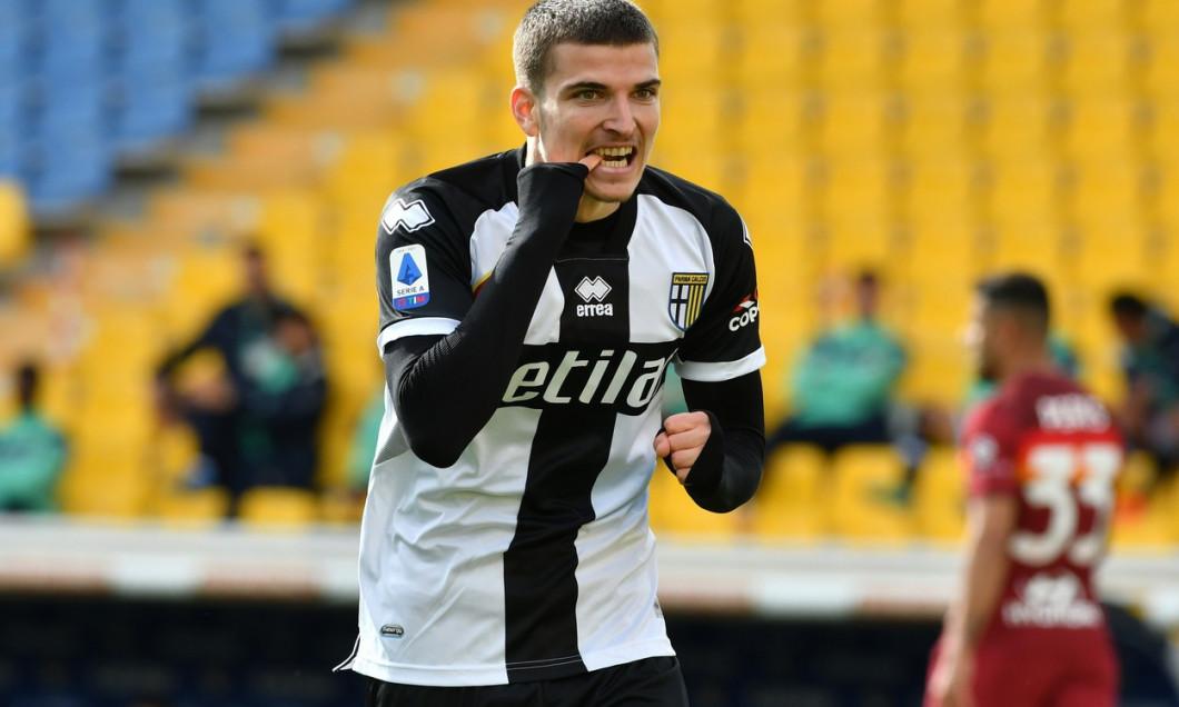 Italian football, Serie A match, Parma Calcio vs AS Roma, Parma, Italy - 14 Mar 2021