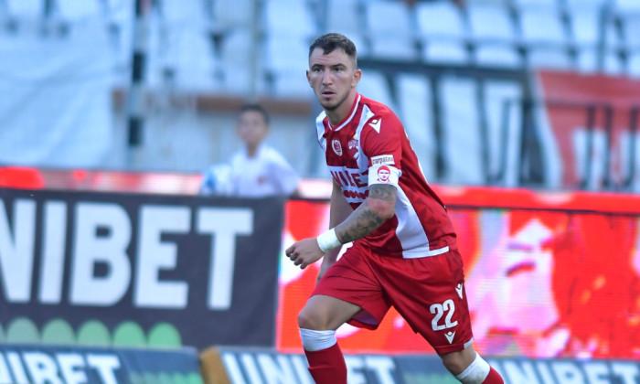 Deian Sorescu, în meciul Dinamo - FC Argeș / Foto: Sport Pictures