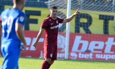 Mihai Bordeianu, în tricoul lui CFR Cluj / Foto: Sport Pictures