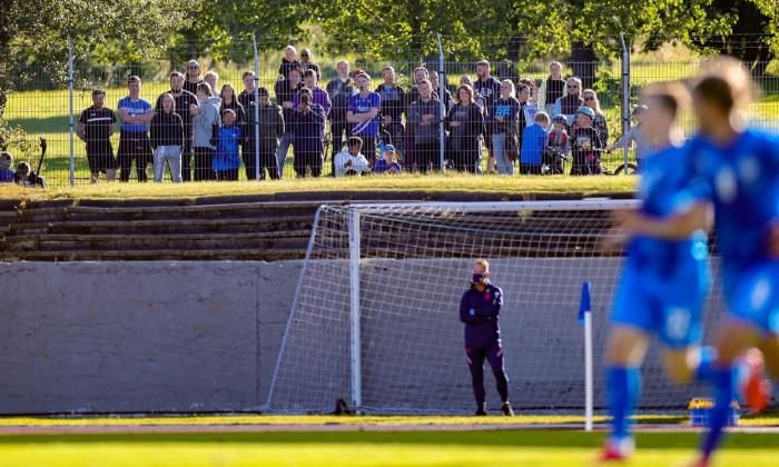 Iceland v England, UEFA Nations League - 05 Sep 2020