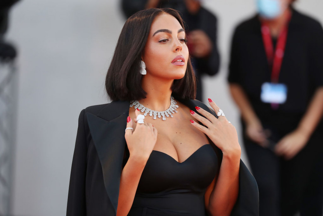 """""""Madres Paralelas"""" Red Carpet And Opening Ceremony - The 78th Venice International Film Festival"""