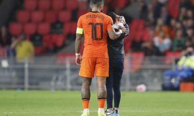 Netherlands: Netherlands vs Montenegro