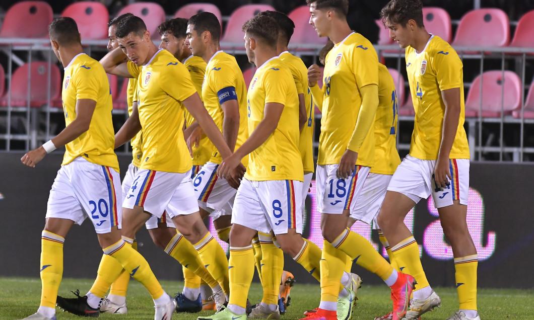FOTBAL:ROMANIA U21-GEORGIA U21, AMICAL (7.09.2021)