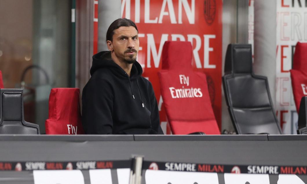 AC Milan v Cagliari - Serie A - Giuseppe Meazza