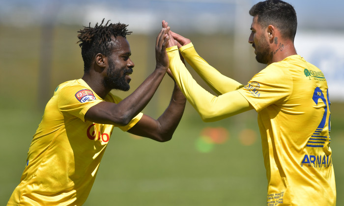 FOTBAL:PETROLUL PLOIESTI-FC TUNARI, AMICAL (14.05.2021)