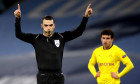 Manchester City v Borussia Dortmund - UEFA Champions League - Quarter Final - First Leg - Etihad Stadium