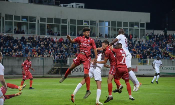 FOTBAL:FC BOTOSANI-CFR CLUJ, LIGA 1 CASA PARIURILOR (11.09.2021)