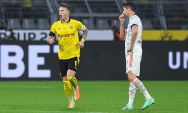 FC Bayern Munich v Borussia Dortmund, DFL Supercup final, Football, Signal Iduna Park, Dortmund, Germany - 17 Aug 2021