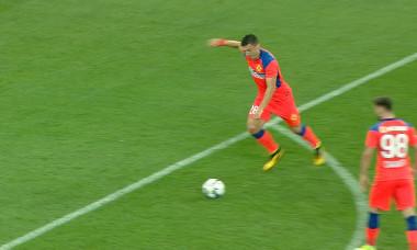 Claudiu Keșeru, în derby-ul FCSB - Dinamo / Foto: Sport Pictures