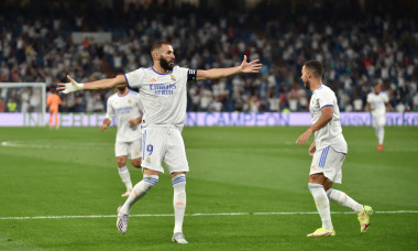 Real Madrid CF v RC Celta de Vigo - LaLiga Santander