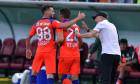Edi Iordănescu, în meciul FCSB - Dinamo / Foto: Sport Pictures
