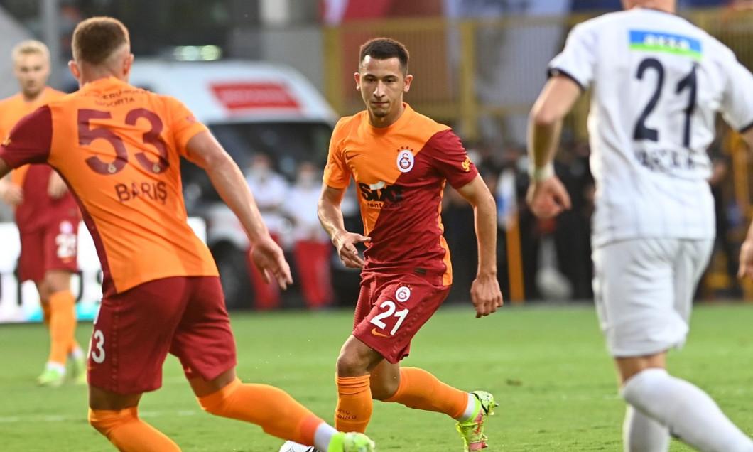 Turkish super league football match between Galatasaray and Kasimpasa at Recep Tayyip Erdogan Stadium in Istanbul , Turkey on August 29 , 2021.