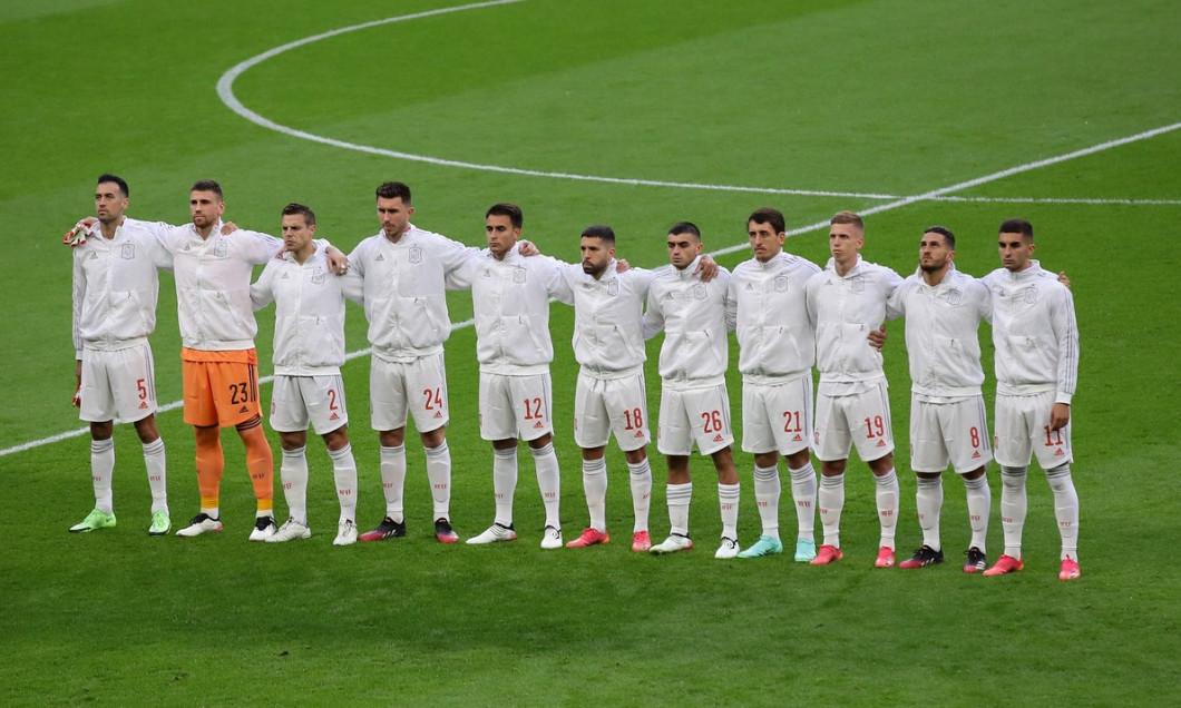 Italy v Spain - UEFA Euro 2020 - Semi Final - Wembley Stadium