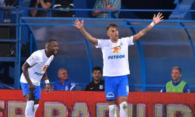 Jefte Betancor, atacantul Farului / Foto: Sport Pictures