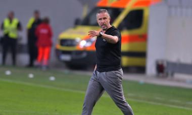 Laurențiu Reghecampf, la finalul meciului Universitatea Craiova - Sepsi / Foto: Sport Pictures