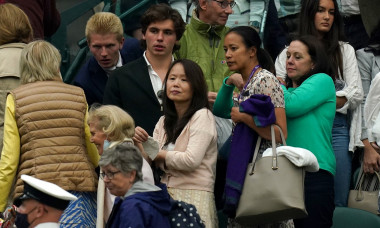 Wimbledon 2021 - Day Seven - The All England Lawn Tennis and Croquet Club