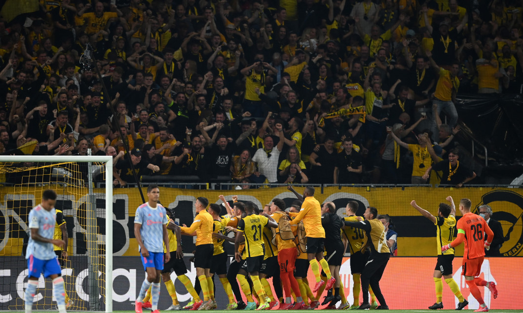 BSC Young Boys v Manchester United: Group F - UEFA Champions League