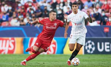 Sevilla CF V RB Salzburg - UEFA Champions League - Group G, Spain - 14 Sep 2021