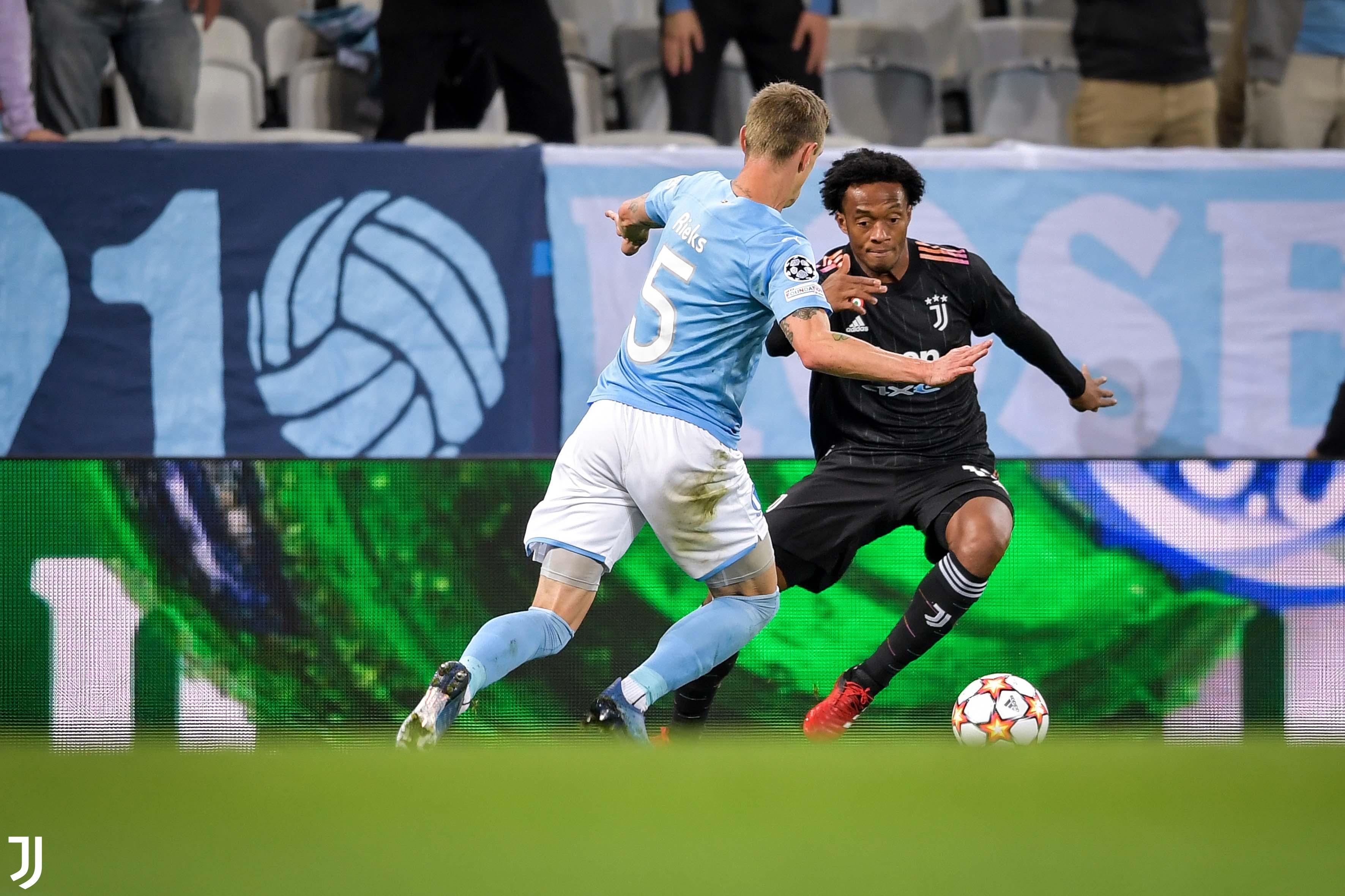Malmo - Juventus 0-3. Alex Sandro, Dybala și Morata aduc prima victorie pentru torinezi în acest sezon