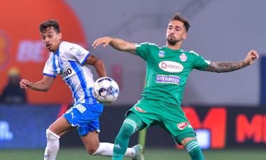 Lyes Houri, în meciul Universitatea Craiova - Sepsi / Foto: Sport Pictures