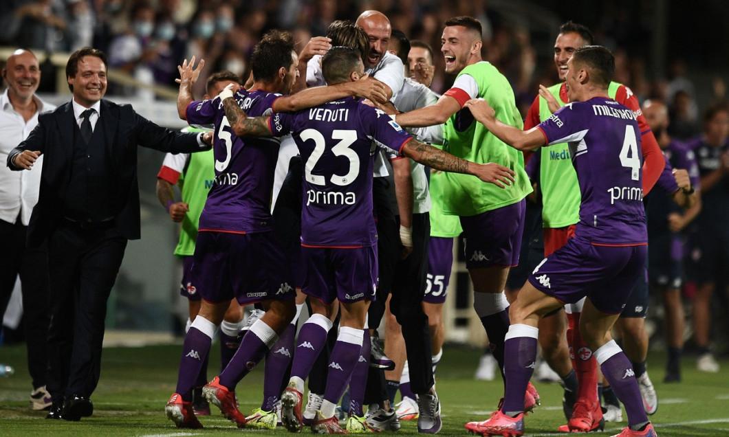 Italian football Serie A match ACF Fiorentina vs Torino FC, Florence, Italy - 28 Aug 2021