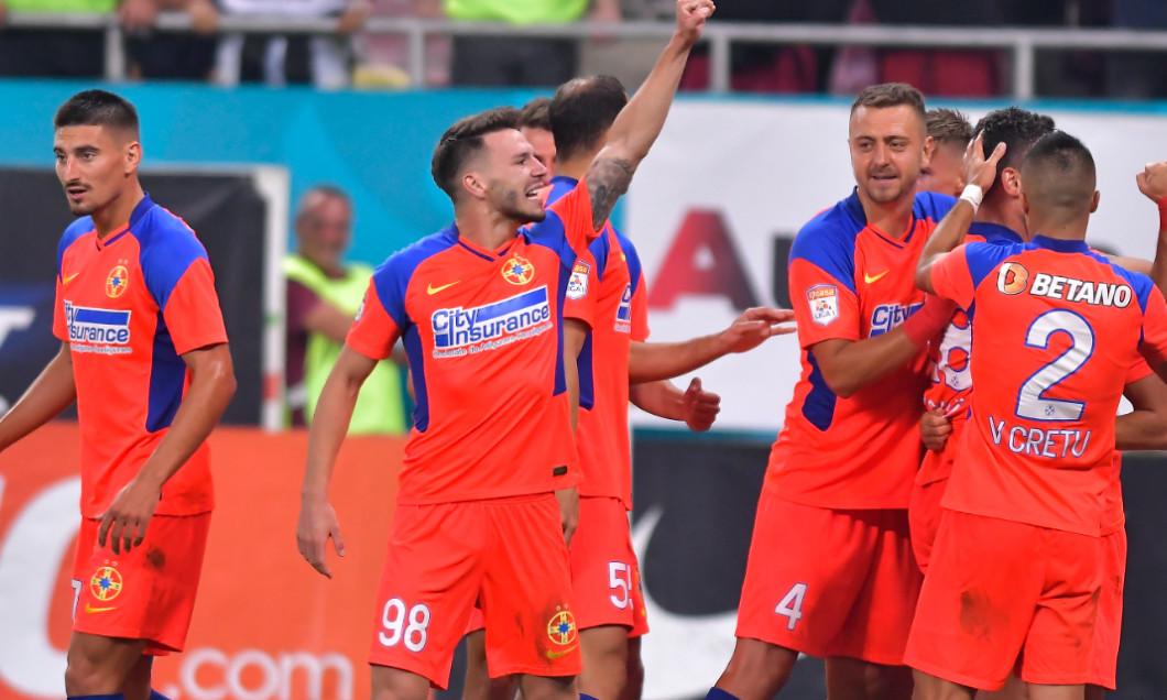 Iulian Cristea, în meciul FCSB - Dinamo / Foto: Sport Pictures