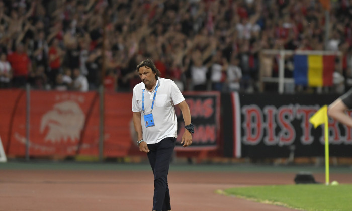 Dario Bonetti, fostul antrenor al lui Dinamo / Foto: Sport Pictures