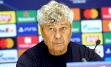 Mircea Lucescu, antrenorul lui Dinamo Kiev / Foto: Profimedia