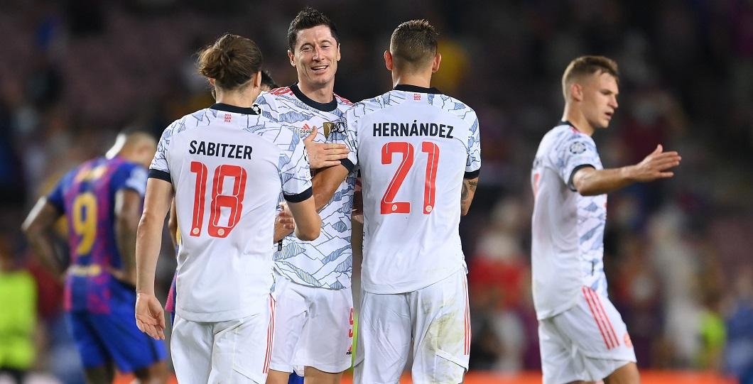 Lewandowski, cel mai bun în Champions League! I-a devansat clar pe Ronaldo și pe Haaland