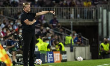 FC Barcelona v Bayern Munich, UEFA Champions League football match, Camp Nou, Barcelona, Spain - 14 Sep 2021