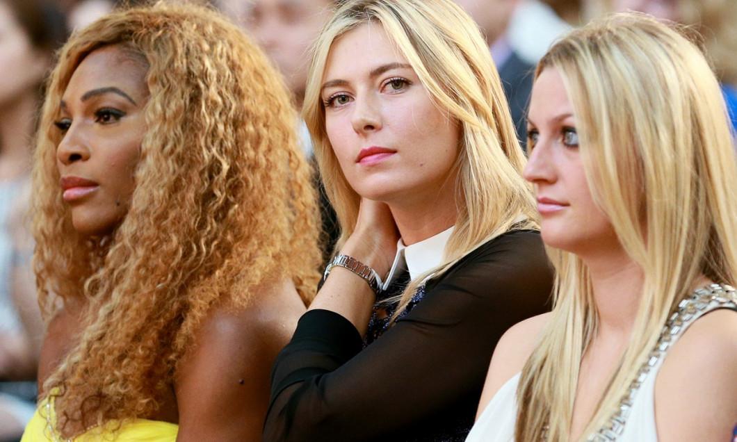 Tennis. WTA Finals. Draw ceremony