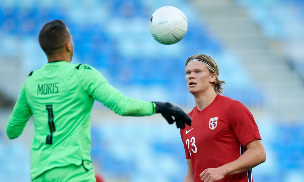 Norway v Luxembourg - International Friendly, Malaga, Spain - 02 Jun 2021