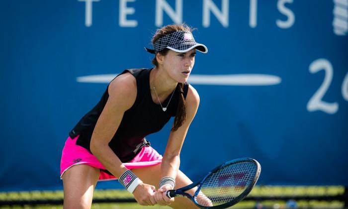 2021 2021 WTA Chicago Womens Open Day 2 - 23 Aug 2021