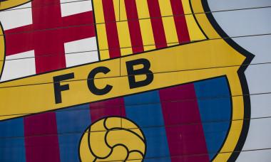 Barcelona Football Team Stadium, Spain - 28 May 2020