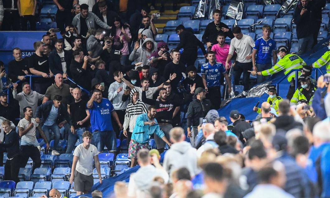 Leicester City v Napoli, UEFA Europa League, Group C, Football, The King Power Stadium, Leicester, UK - 16 Sep 2021