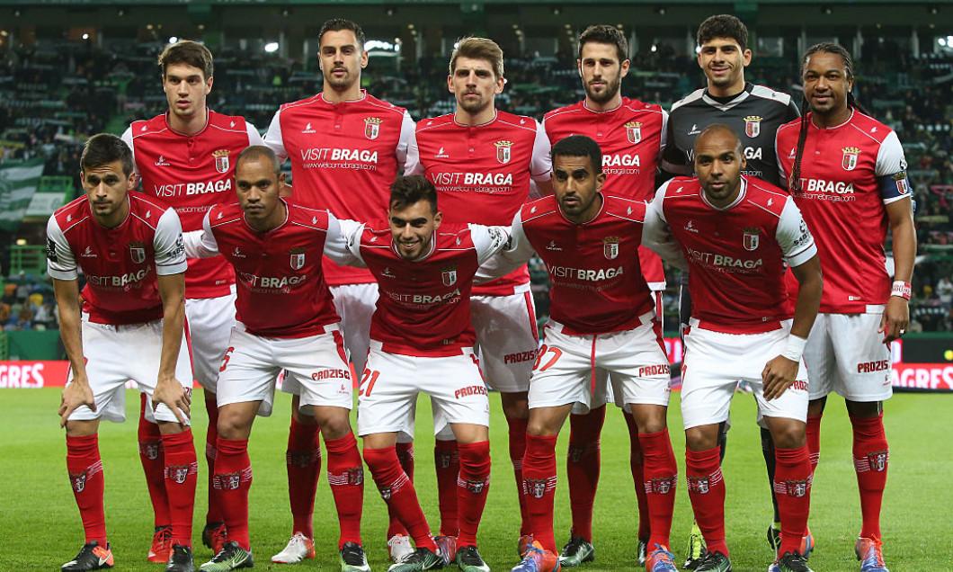 Sporting CP v SC Braga - Primeira Liga