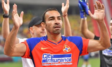 Paulo Vinicius, după FCSB - Dinamo / Foto: Sport Pictures