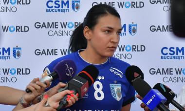 Liga Campionilor: CSM Bucureşti-Rostov Don, Live Video ora 17:00, Digi Sport 1