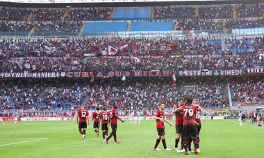 AC Milan vs SS Lazio, Italy - 12 Sep 2021