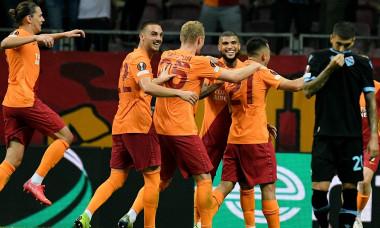 Galatasaray v Lazio Roma: Group E - UEFA Europa League