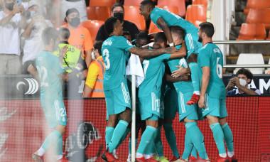 Valencia CF v Real Madrid CF - La Liga Santander
