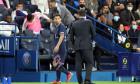 PSG v Lyon, The Parc des Princes Stadium, Paris, France - 19 Sep 2021