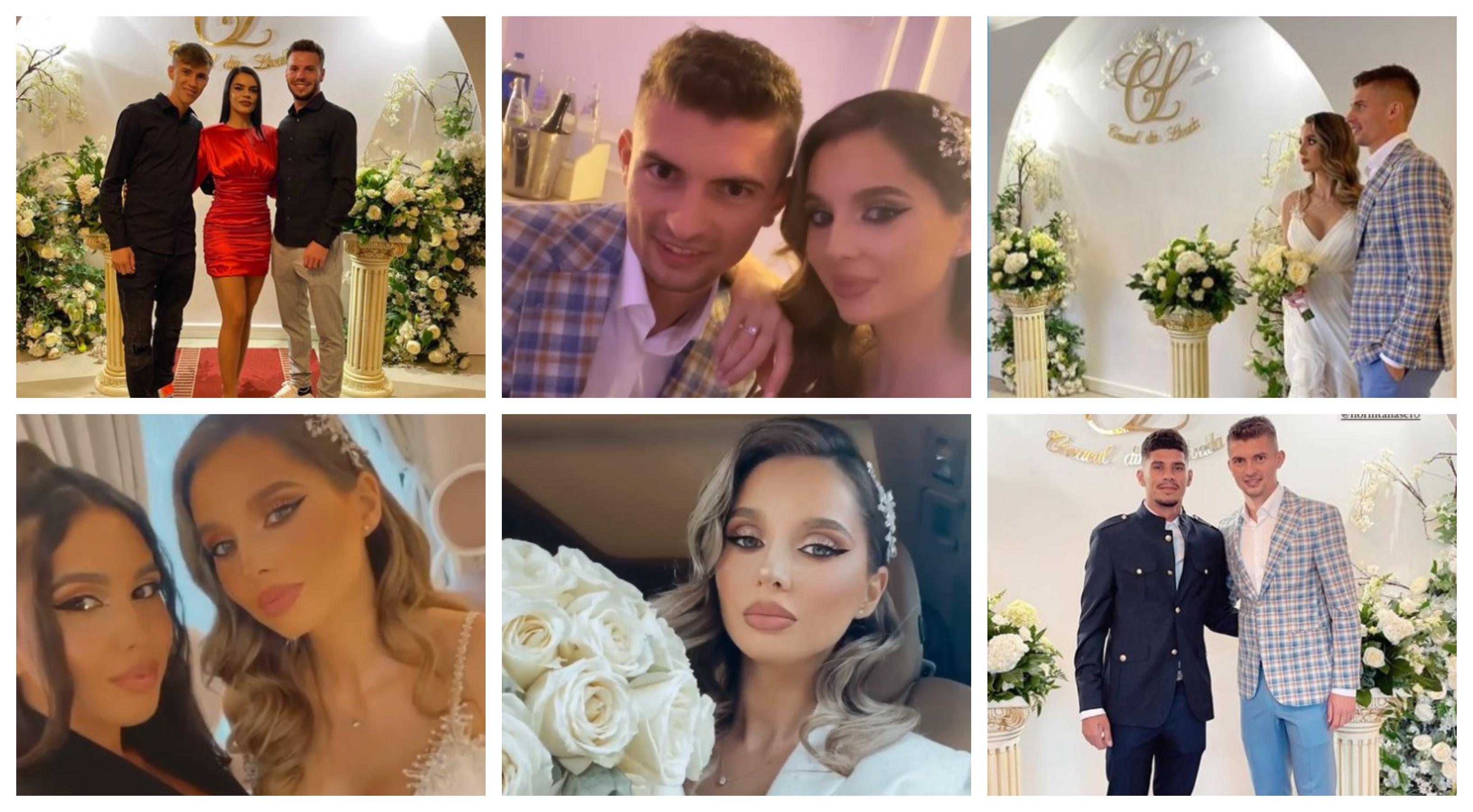 """Săptămâna nunților! Florin Tănase a spus cel mai important """"Da!"""" din viață! Cum a apărut îmbrăcat Florinel Coman"""