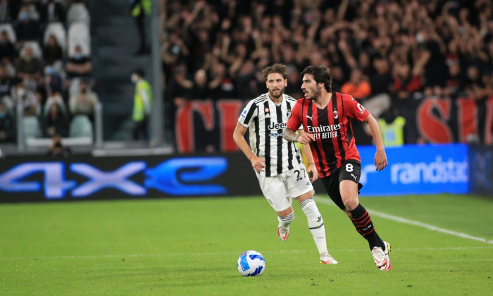 Serie A - Juventus FC v AC Milan