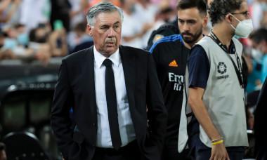 Valencia CF v Real Madrid CF - La Liga Santander, Spain - 19 Sep 2021